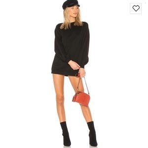 Lovers and friends Jessa sweatshirt dress